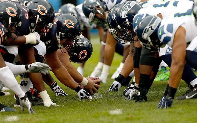 Bears Vs Seahawks Chicago Bears Atlanta Falcons Chicago