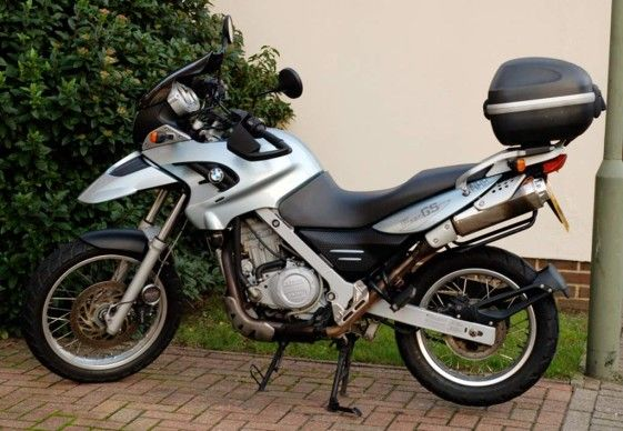 Bmw F650gs Adventure Motorcycling Motorcycle Adventure Bike