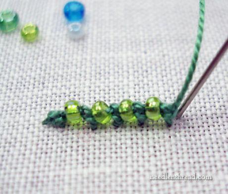 Resultado De Imagem Para Hand Embroidery Stitches Tutorial Pdf
