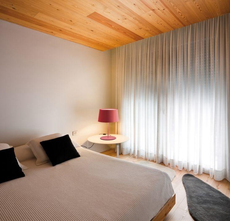 Luminaire chambre adulte de style minimaliste par Vibia ...
