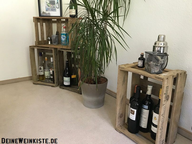 Weinkisten Stuttgart 12 06 2017 jens aus stuttgart weinkisten als deko elemente im