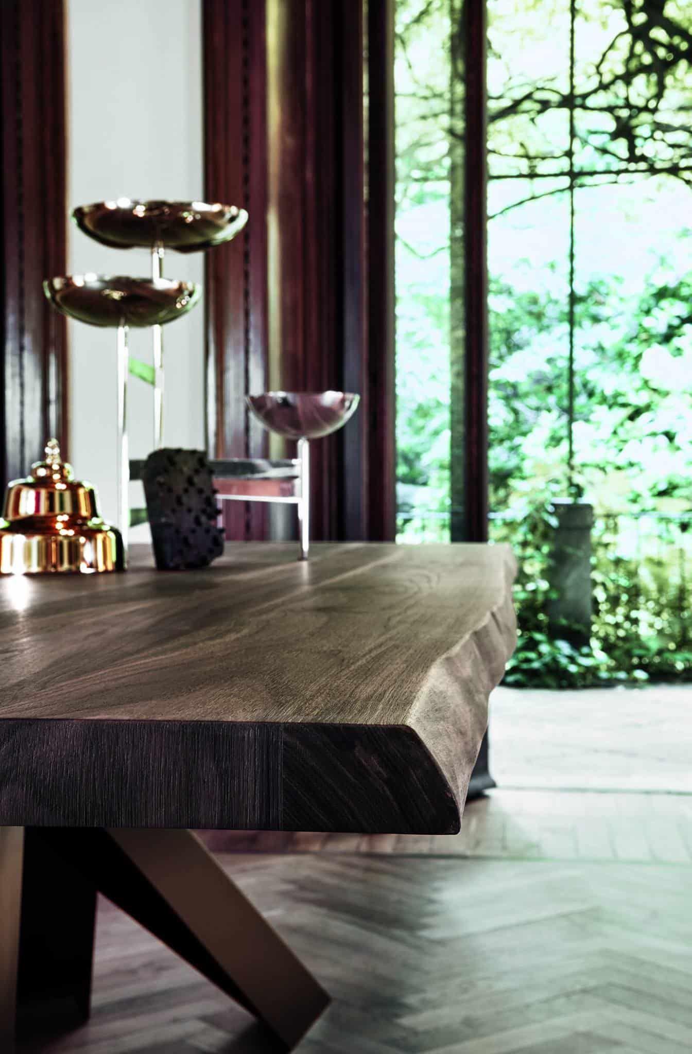 Big Table Bonaldo Allungabile.Bonaldo Details That Make The Difference Big Table Design Alain