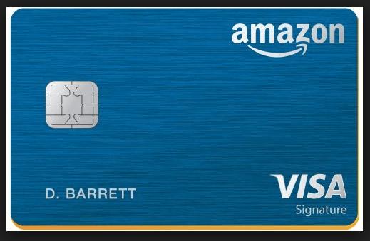 Amazon Visa Credit Card Features Credit Card Reviews Amazon Credit Card Credit Card Hacks