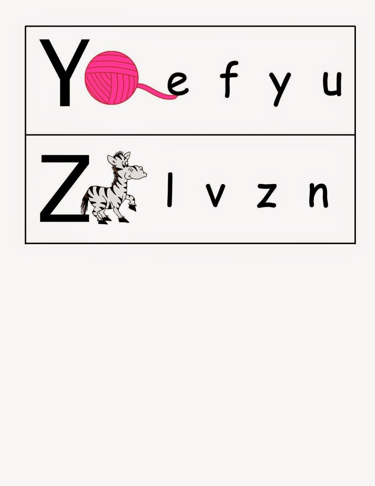 Printable Preschool Alphabet Tracing Letters Worksheets