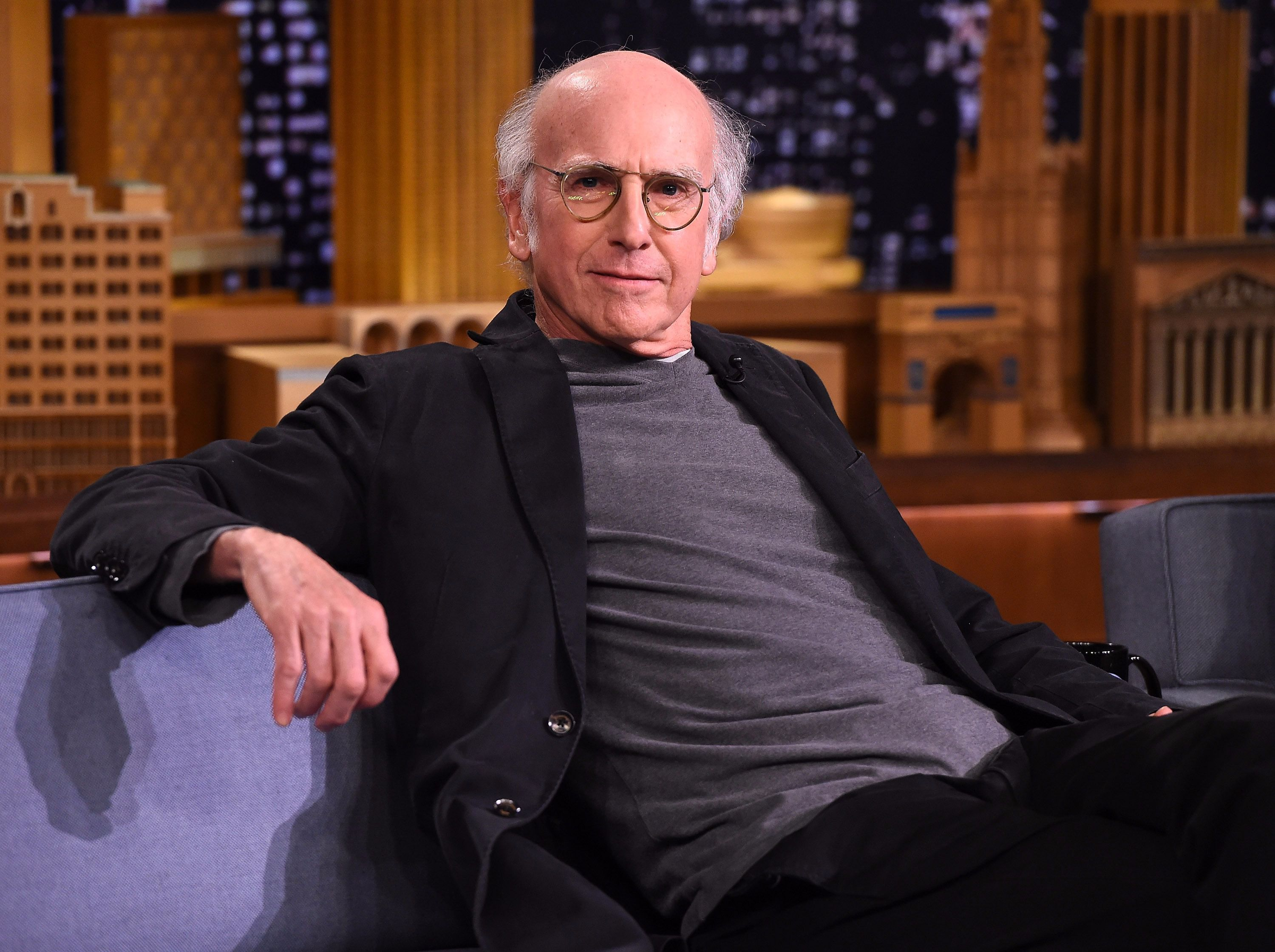 Happy Birthday Larry David Meme