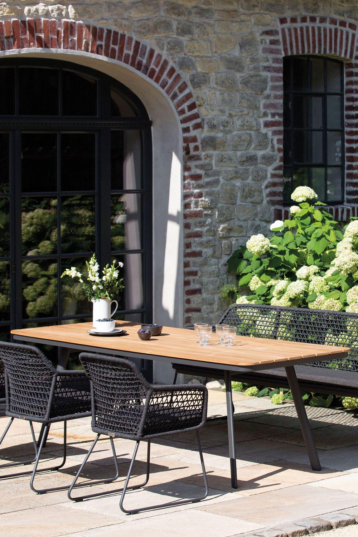 Niehoff Garden Gartentisch Kajo Aus Teakholz Gartenmobel Sets Lounge Mobel Balkon Gartentisch