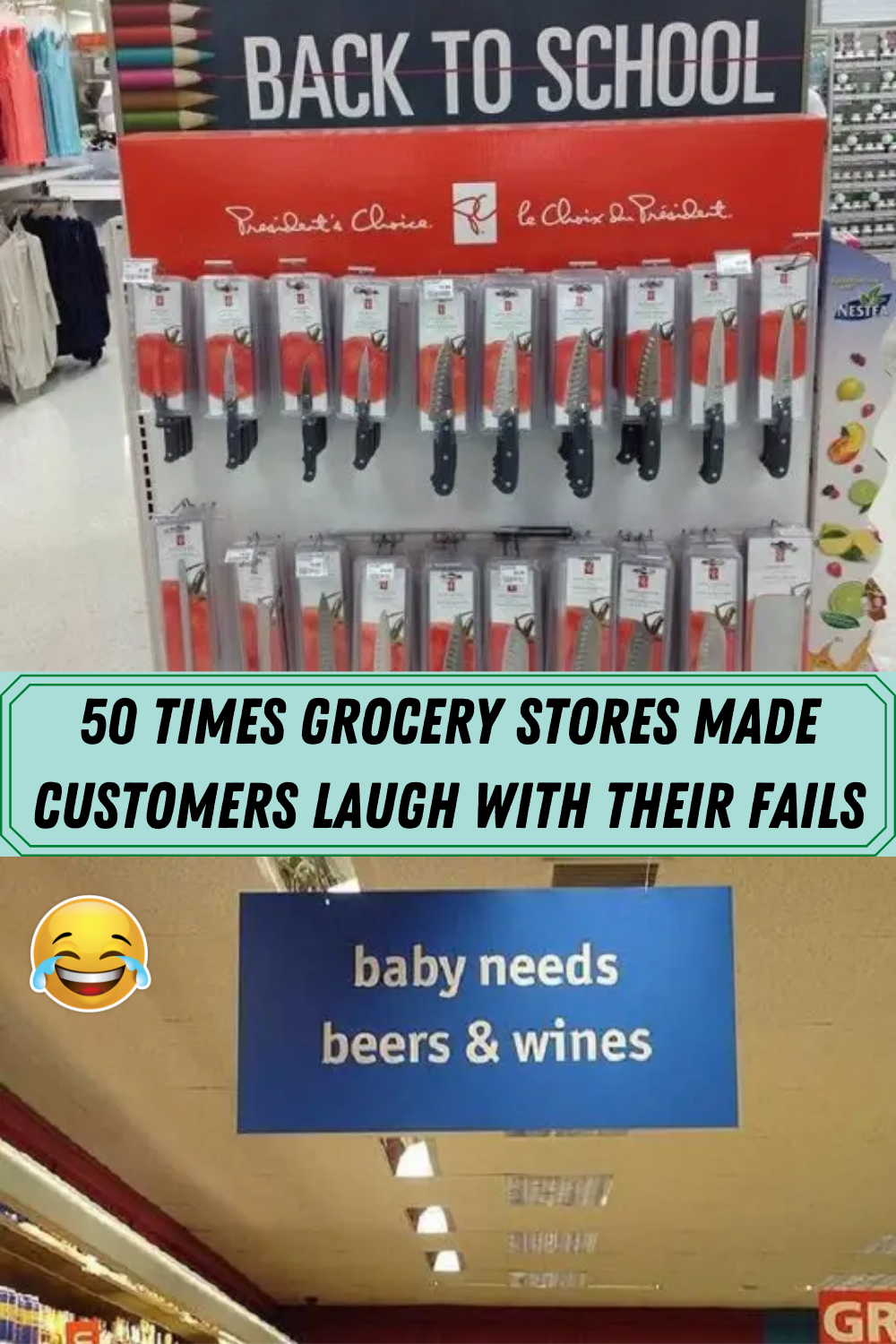 50 Times Grocery Stores Made Customers Laugh With Their Fails In 2021 Good Relationship Quotes Relationship Blogs Buying Groceries