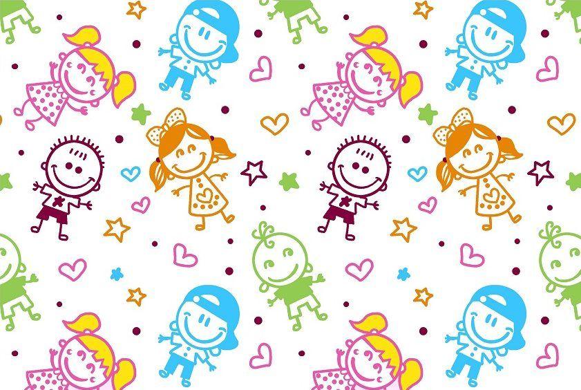 tricoline-estampada-100-algodao-infantil-Desenho 2301 var01 - Criancas Fundo Branco-1462804694748.jpg (841×564)