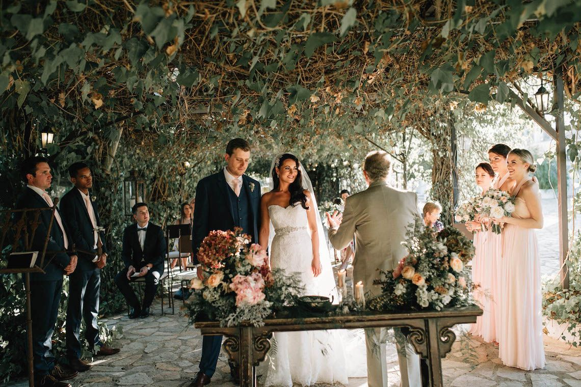 Be Inspired By Gareth Vaida S Gorgeous Flower Filled Destination Wedding In Cordoba Spain Sttilo Photography And Open The Door Events