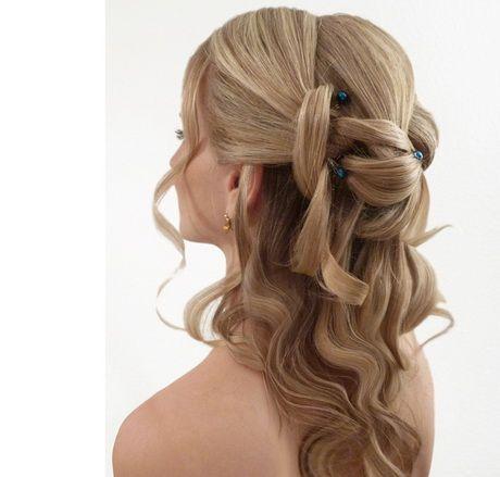 Konfirmationsfrisuren Locken Frisuren Frisur Hochgesteckt Haare
