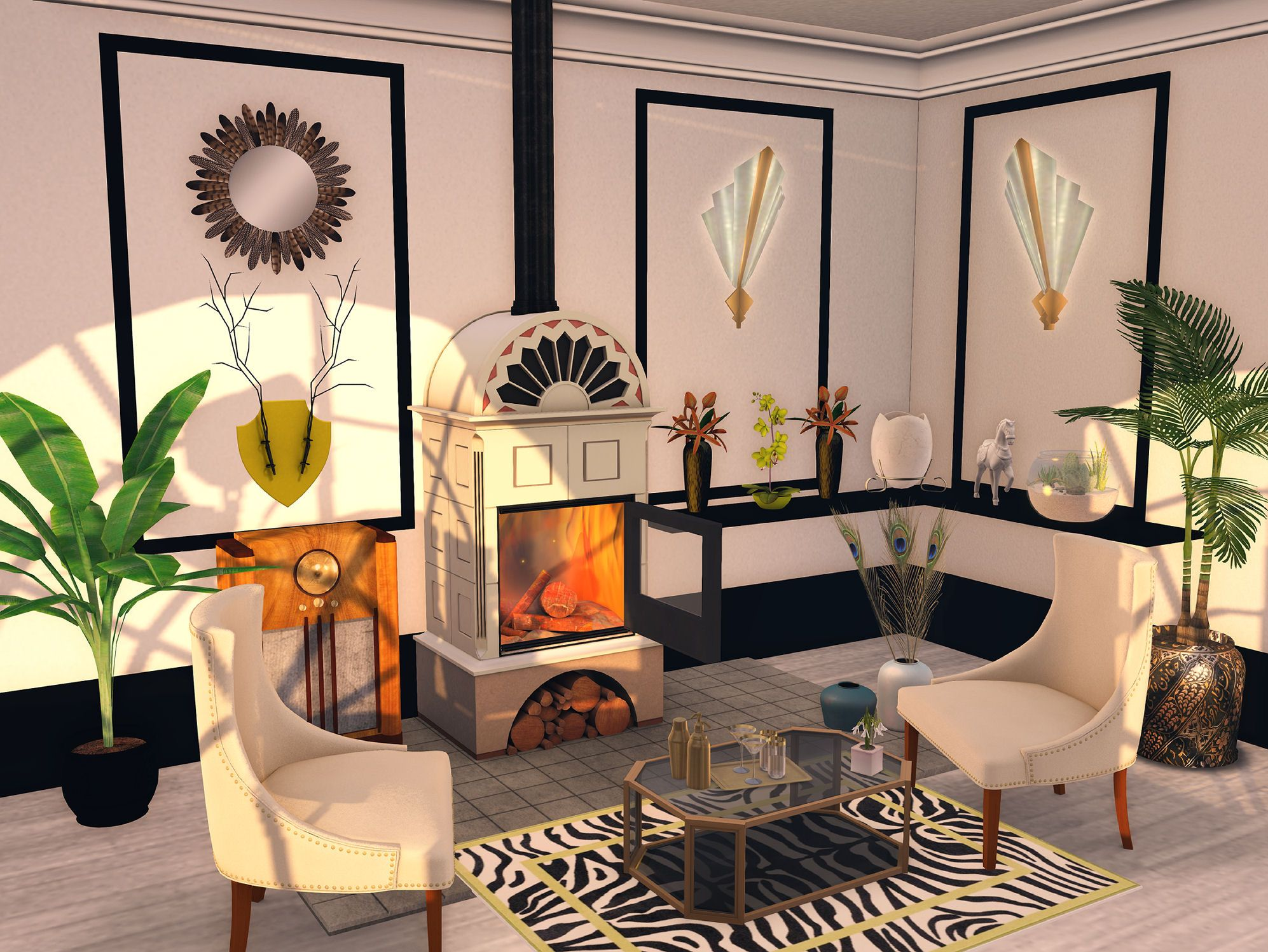 Petit Buffet Art Deco image result for art deco lounge | art deco, home decor, deco