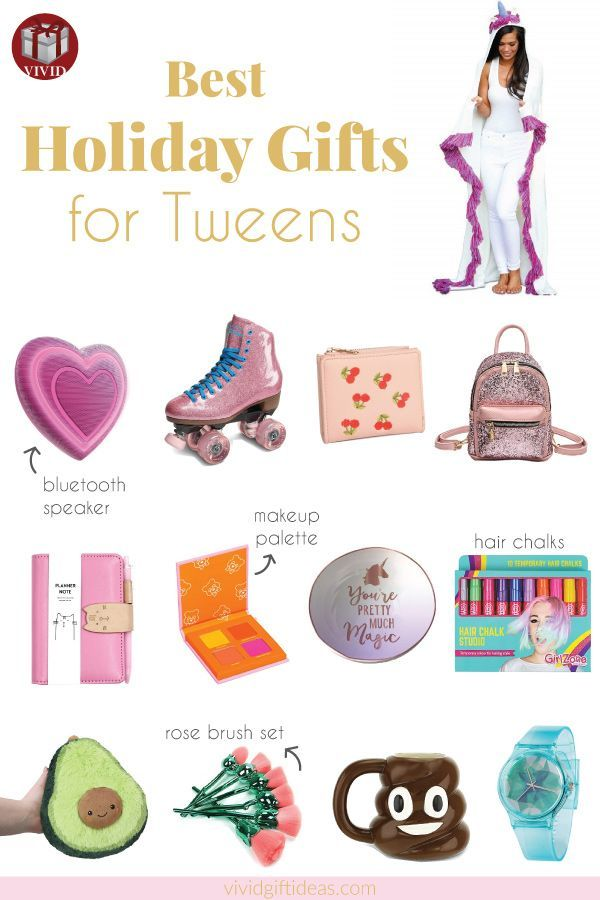 Tween Girl Holiday Gift Guide 2018   Tween gifts, Christmas gifts for girls, Birthday gifts for ...