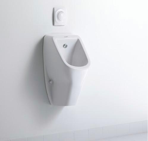 D Code Urinal By Duravit Design Sieger Design In 2020 Sieger Design Duravit Keramik Design