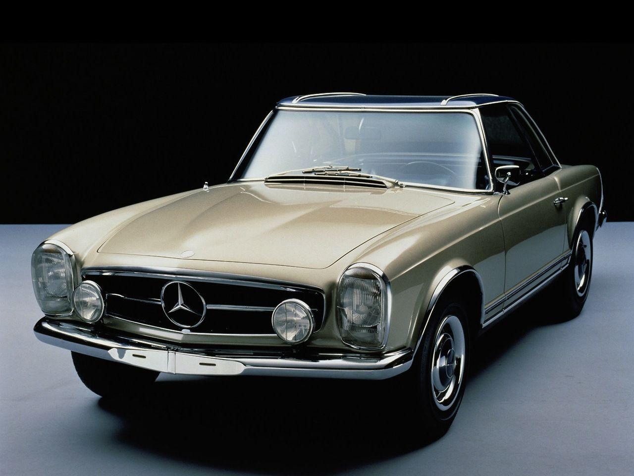 Mercedes benz 280sl car vehicl wrap mercedes benz merced pagoda - 1963 Mercedes Benz 230 Sl Pagoda