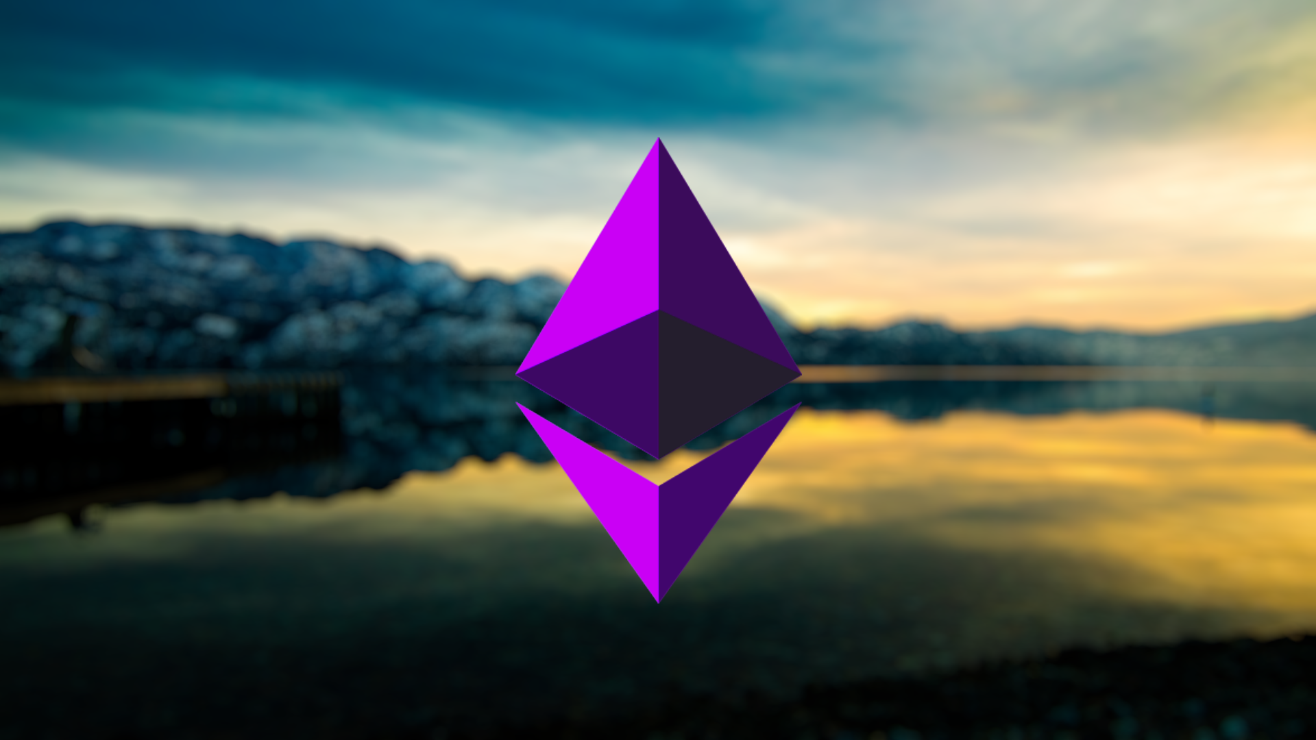 Purple Ethereum (1080p) Wallpaper, R wallpaper, High
