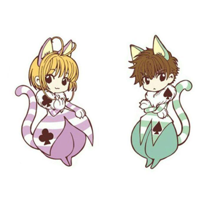 Sakura chibi | Sakura card captor chibi | Pinterest | Shaoran