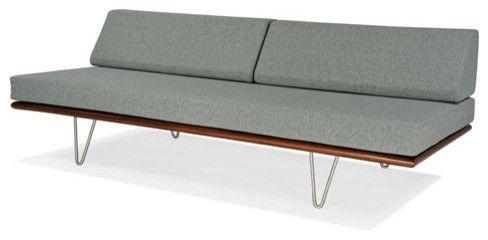 Case Study Day Bed · ProduktdesignEinrichtungKlassische MöbelMidcentury  Moderne MöbelZeitgenössische MöbelMöbeldesignWartezoneModernes  TagesbettTagesbett