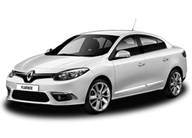 Car Rental Havana 2014 Offers The Renault Fluence Manual Within The Full Size Sedan Known In Cuba As Medium High Category Sedan Fotos De Coches Venta De Autos