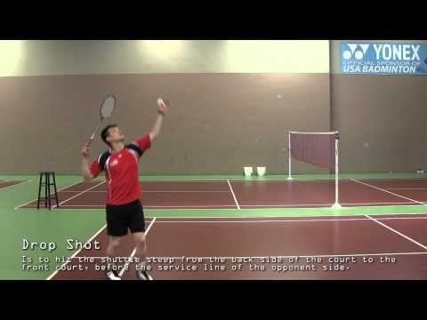 Badminton Pdc Golpes Basicos Badminton Deportes De Raqueta Deportes