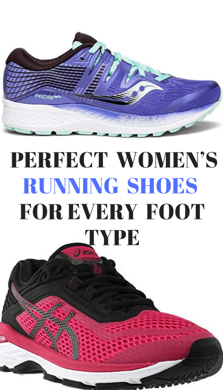 We Found The Perfect Womens Running Shoes For Every Foot Type Running Shoes Womens Running Shoes Comfortable Running Shoes
