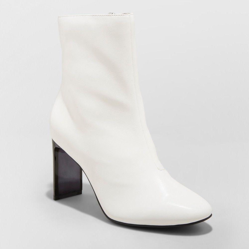 Women's Chelsea Heeled Fashion Boots