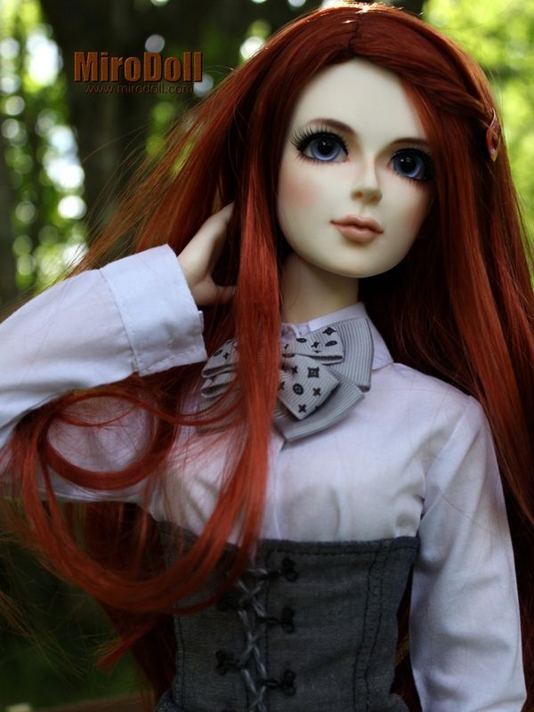 9cedc2e6 60cm girl Annie [60cm girl Annie] - $120.00 : Miro Doll Shop | Mini ...