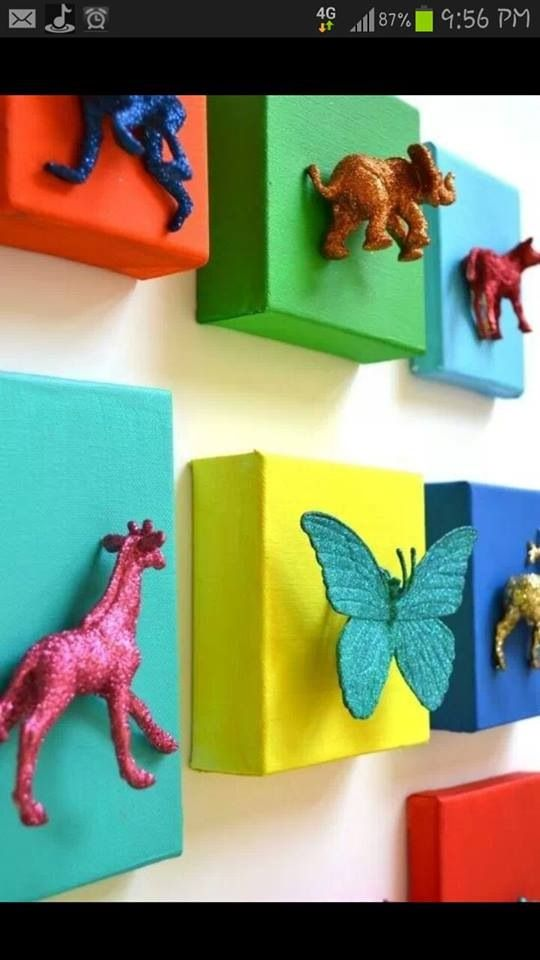 Wall decorations for kids rooms | Kids | Pinterest | Wall ...