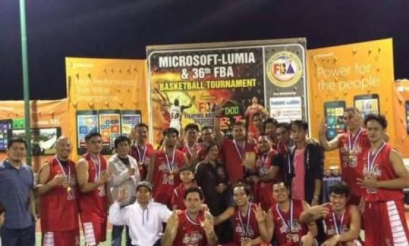 Lebanese Team Sweeps Western Union For Title Uncle Majid Westside Champs Basketball Tournament Champs Jeddah