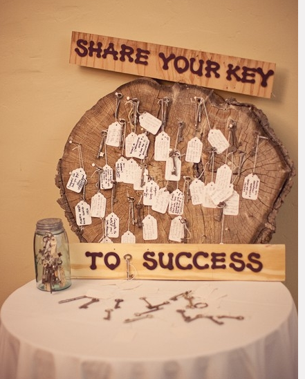 key to success!