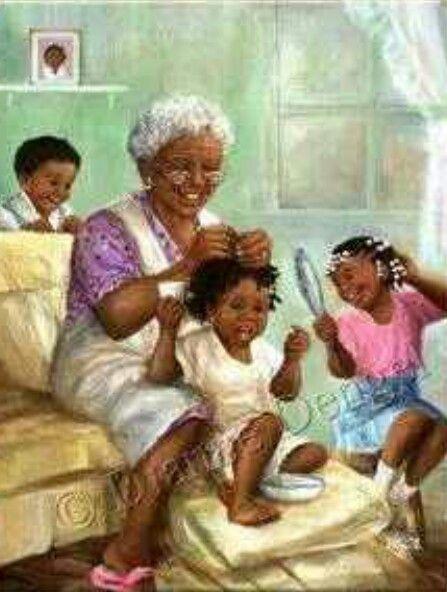 Black grandma images 29