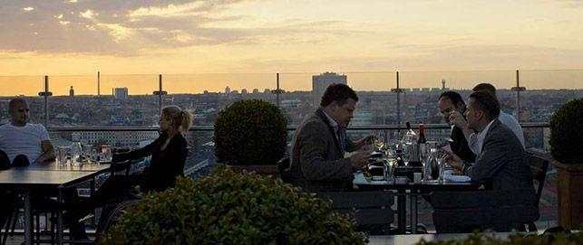 Fra kaffe til cocktails: 7 københavnske tagterrasser - Euroman