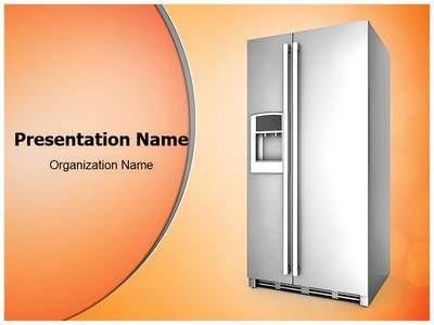 Refrigerator powerpoint template is one of the best powerpoint refrigerator powerpoint template is one of the best powerpoint templates by editabletemplates toneelgroepblik Choice Image