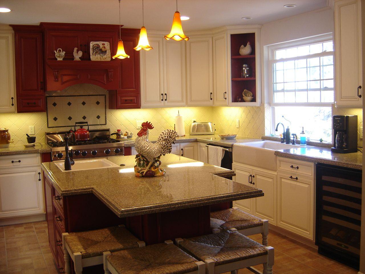 Newbury Park Ca Kitchen Expansion And Remodel Interior Design Programs Interior Design Business Kitchen