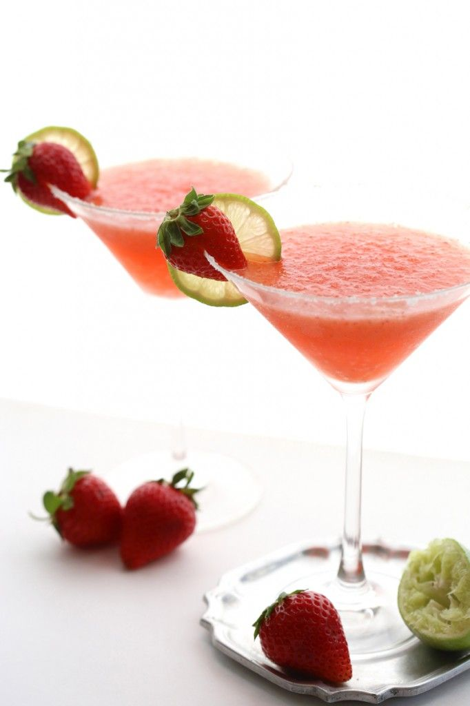 Strawberry Margarita #Low Carb | Swerve Sweetener | Delicious ...