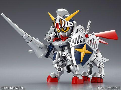 SD Knight Gundam