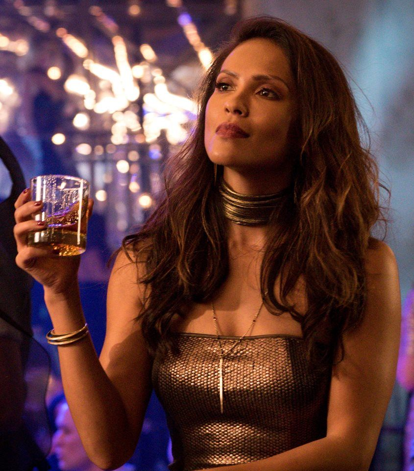 Sympathy For The Devil Tom Ellis Is Having A Hell Of A: Lesley-Ann Brandt ( Mazikeen Aka Maze / Lucifer