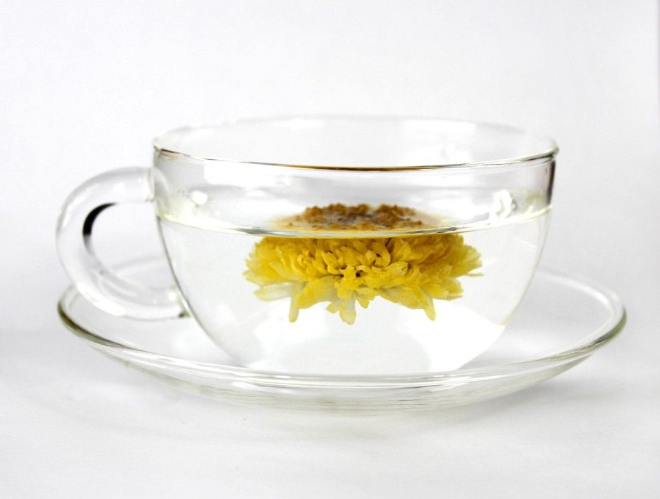 Here S How Chrysanthemum Tea Can Benefit Your Eyes Chrysanthemum Tea Blooming Tea Tea