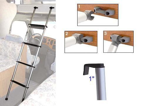 Best Mod 43 Bunk Bed Ladder Wohnen Wohnwagen 640 x 480
