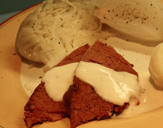 how to cook corned beef in the microwave