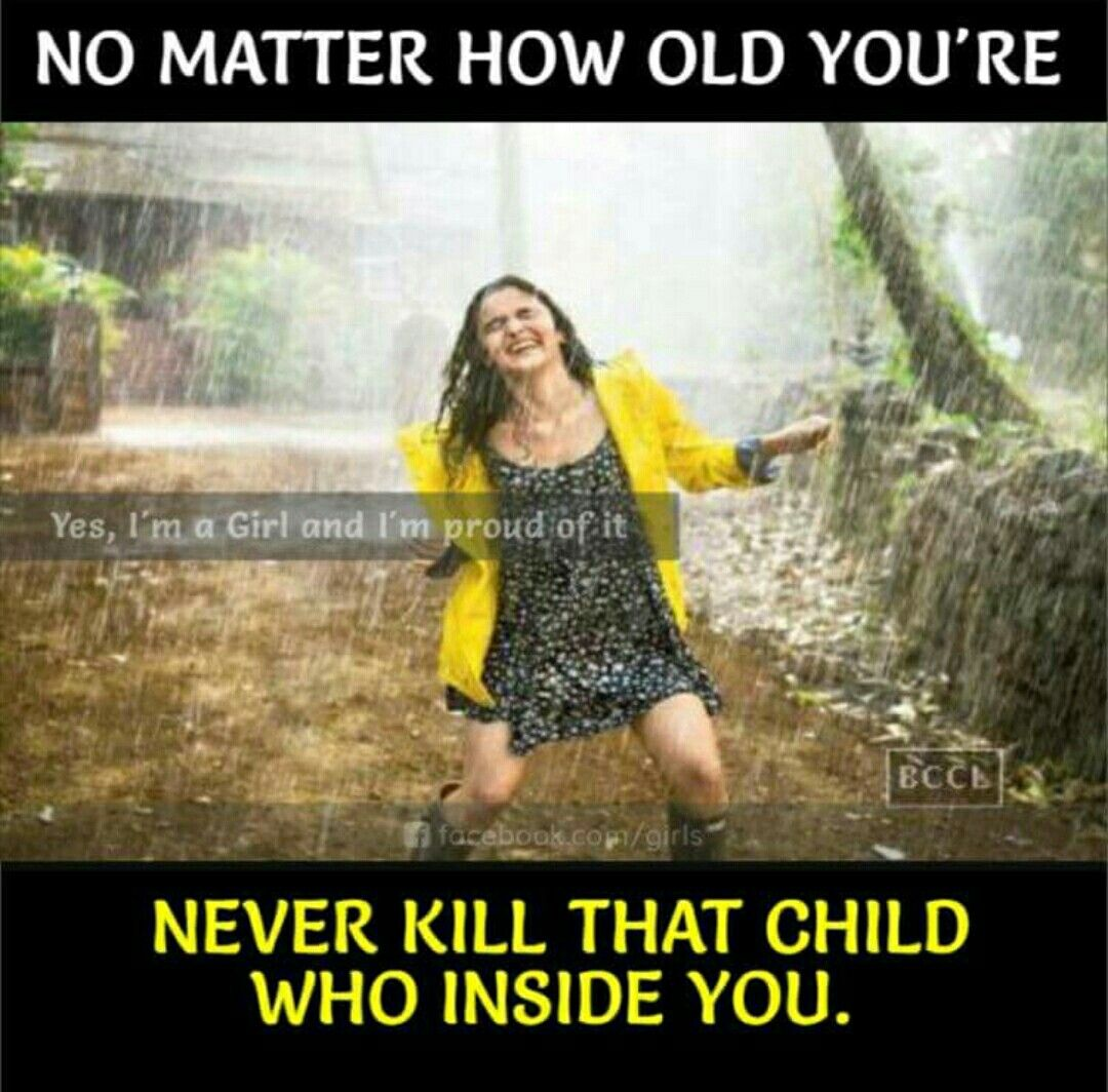 Everybody knows how childish I am | Crazily amazing | Quotes