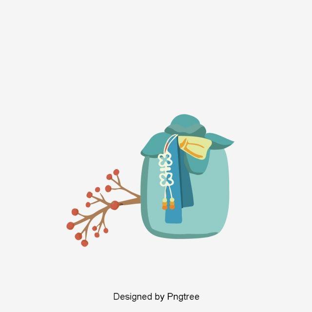한식,한국, 한국,식품,쌈지,복대,선물 상자,새해 선물 상자,한국 선물 상자,신년 물품.,전통적 물품.