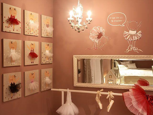 Ballerina Bedroom