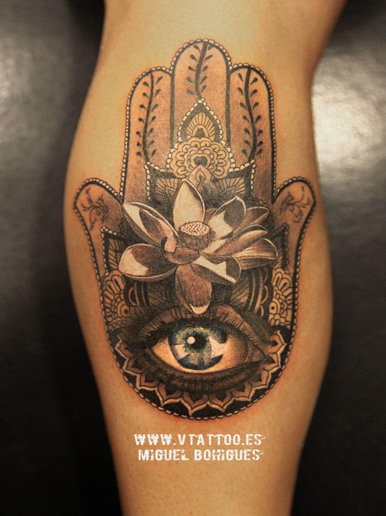 Hand Of Fatima Tattoo: Mano De Fatima Wallpaper - Buscar Con Google