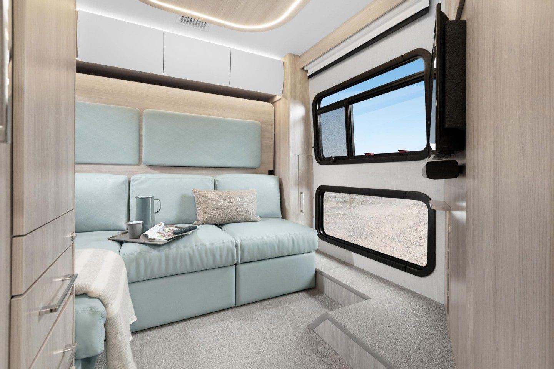 Leisure Vans Sprinter camper brings smart home convenience