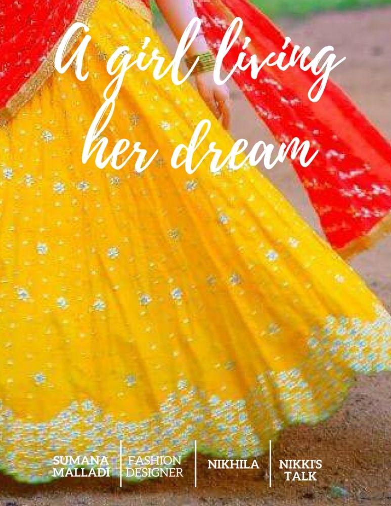 Sumana Malladi A Hyderabad Based Fashion Designer Making Her Mark Fashion Design How To Make Design
