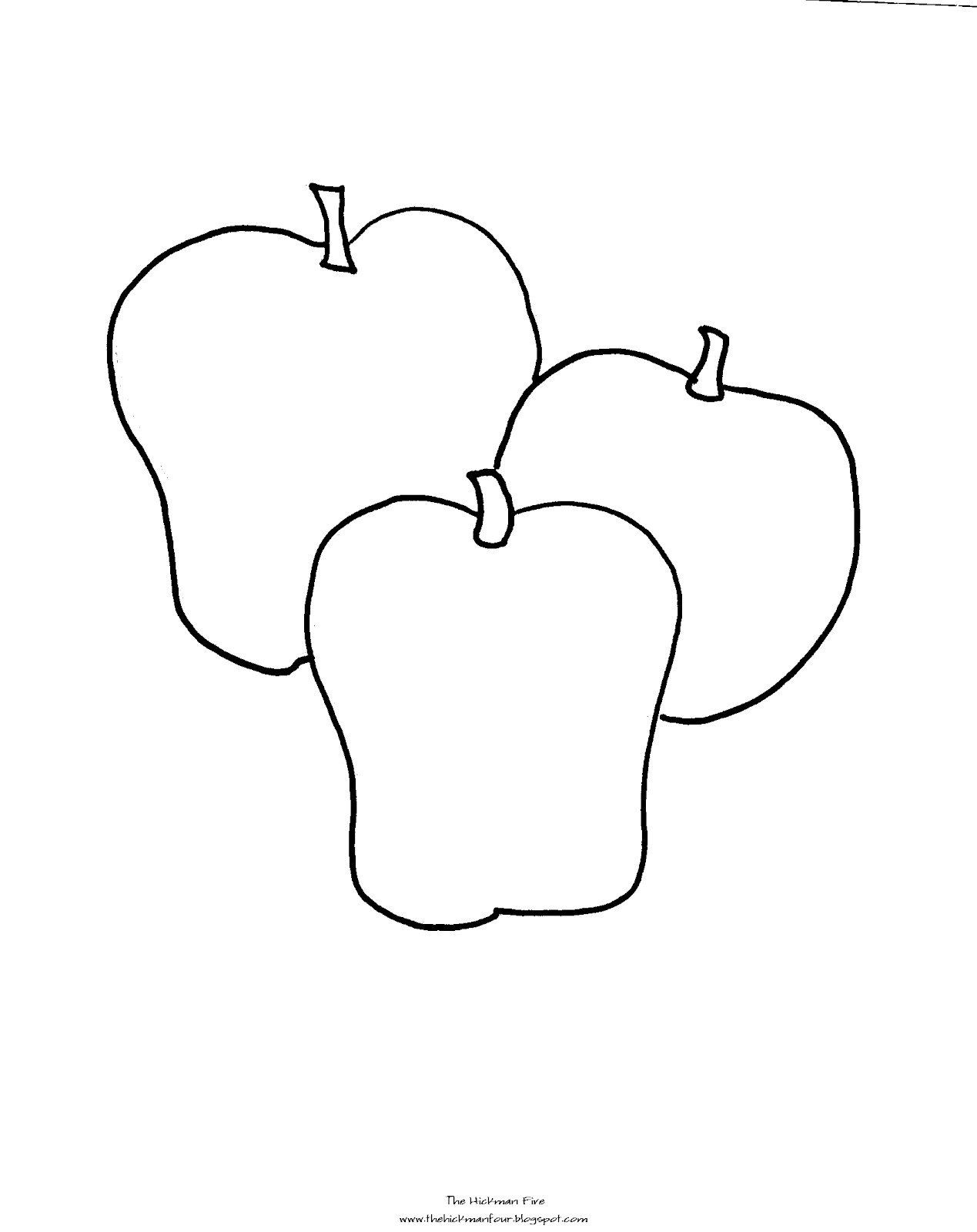 Apple Picking Coloring Page Apples Coloring Pages 2020