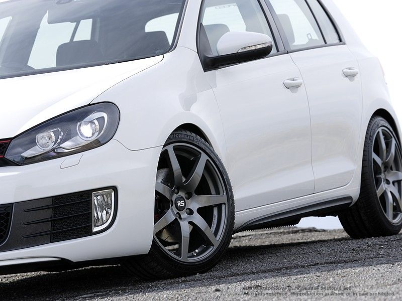 Vw Golf Mk6 17 Wheels