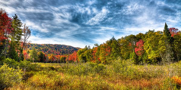 #ADK#Adirondacks - The South Shore of West Lake near Old Forge, New York.