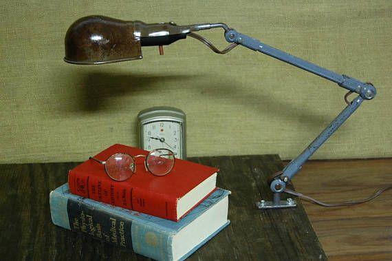 Excellent Vintage Industrial Shop Bench Work Light Table Top Bench Ibusinesslaw Wood Chair Design Ideas Ibusinesslaworg