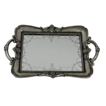 Decorative Mirror Tray Cool Maison Chique Collection Venetian Mirror Tray  Decorative Home Decorating Inspiration